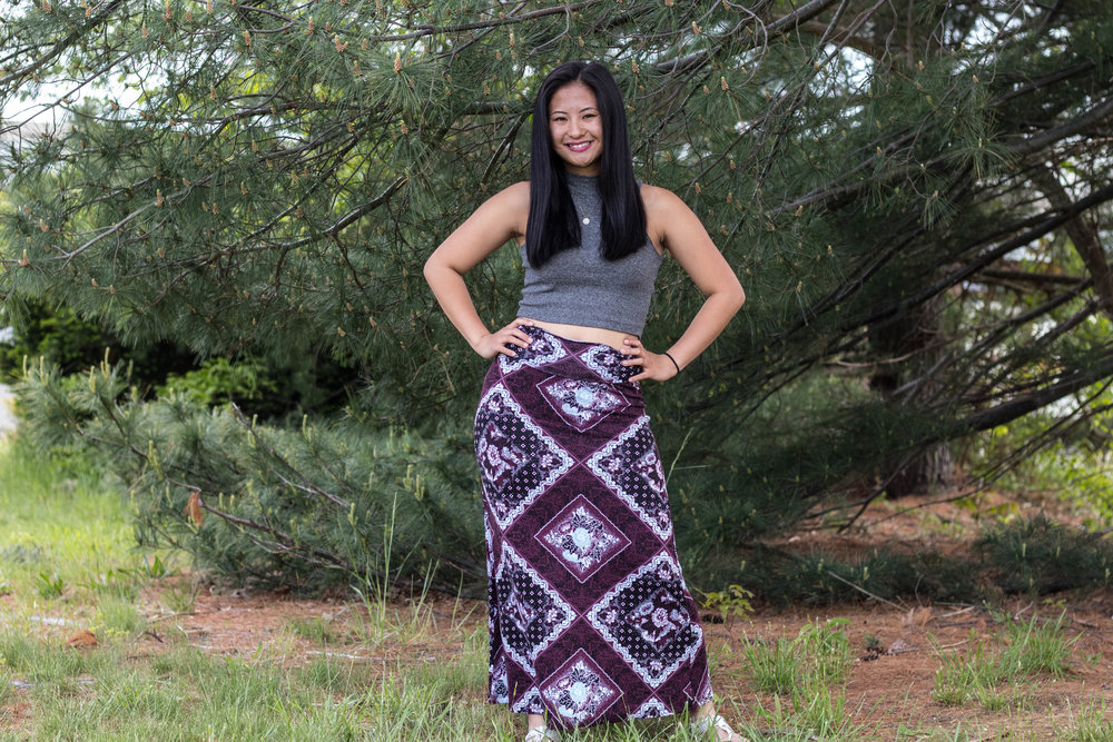 Soaring to Victory with a Beautiful Maxi Skirt 3