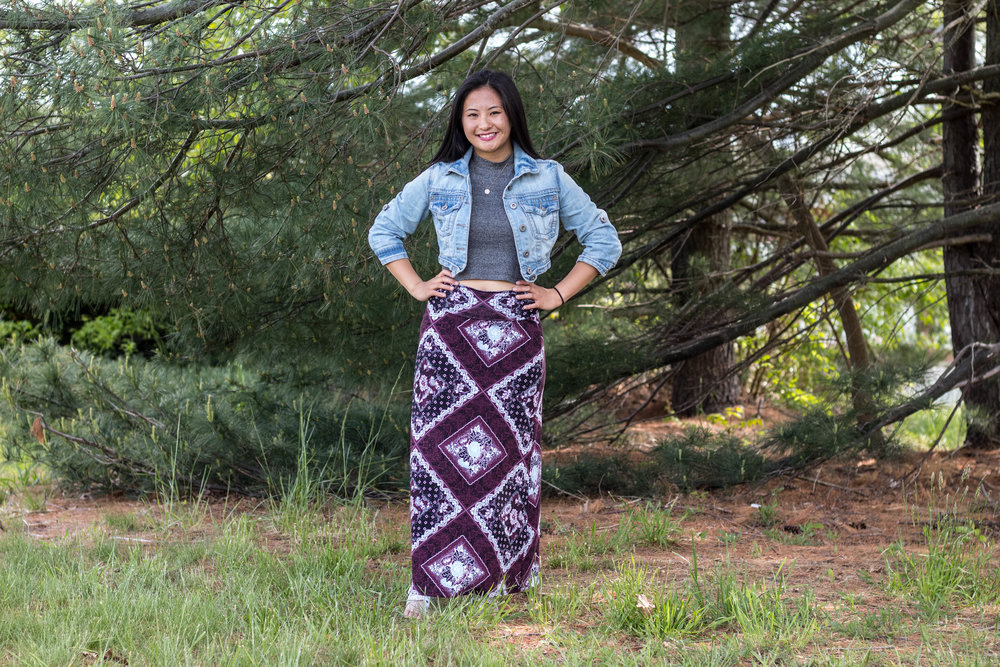 Soaring to Victory with a Beautiful Maxi Skirt 7