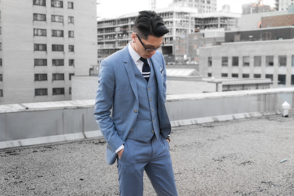 Men's Dapper Style, Montreal Fashion, How to Wear A Suit, Men's Fashion Inspiration, Fashion and Lifestyle Blog, Men's Guide to Suits, Classic Men's Fashion, Timeless Men's Fashion, Deck of Dapperness