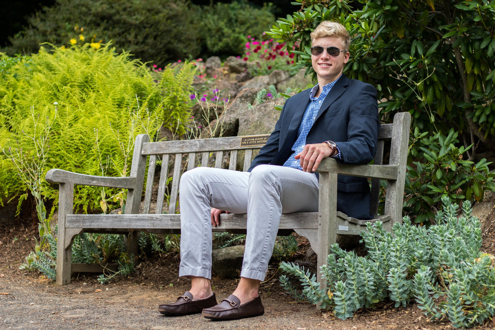 Classic Preppy Look for Summer and Kasey McFadden