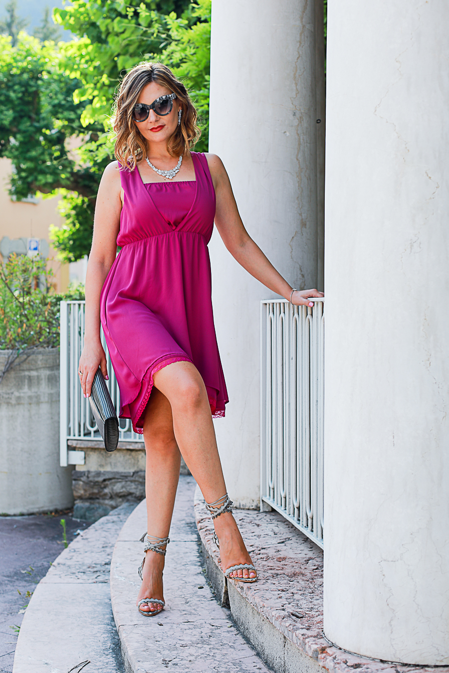Valeria Arizzi on the Worldwide Fashion Blog