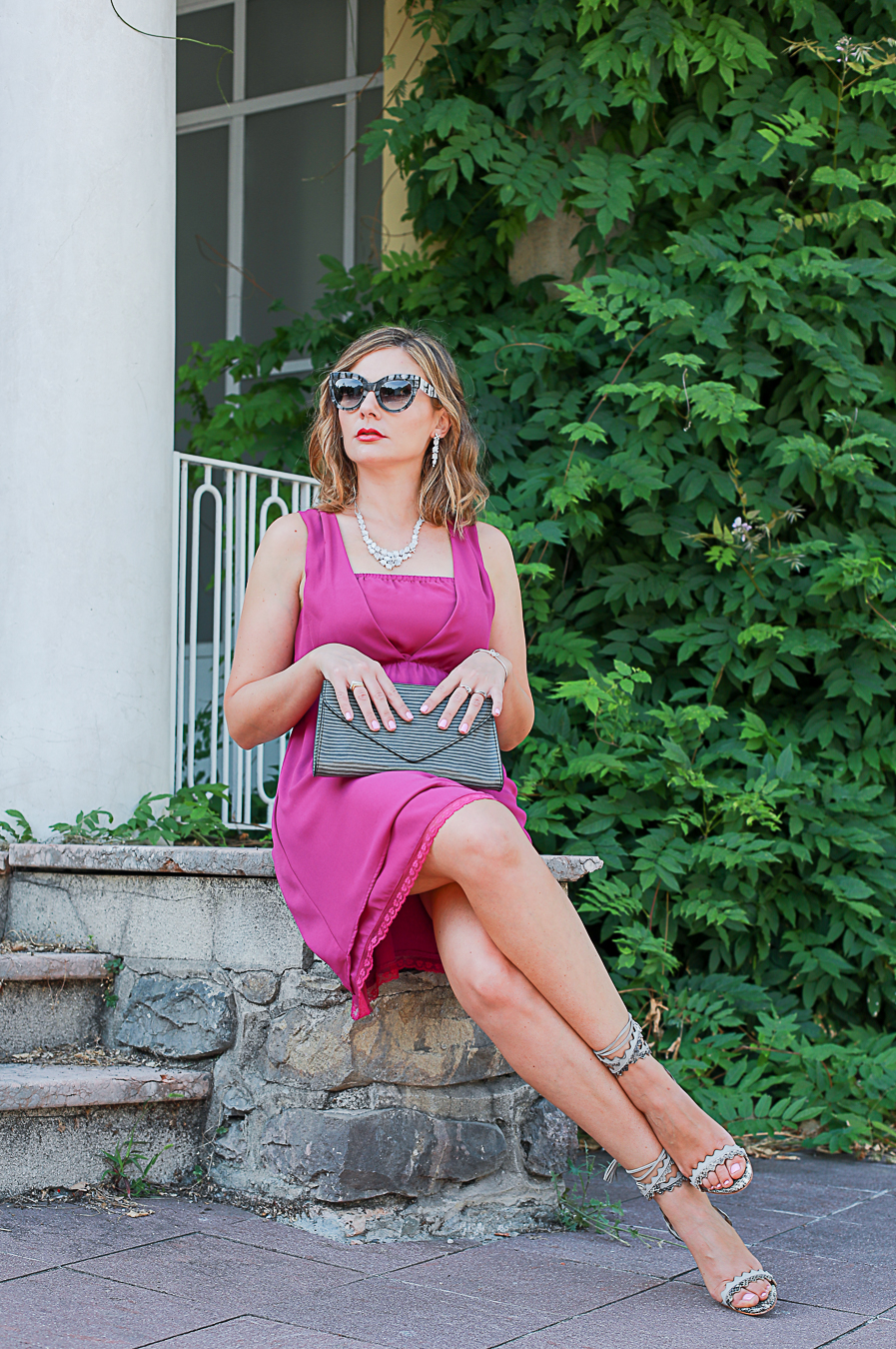 Valeria Arizzi on Paulo Paradox, A US Fashion Blog