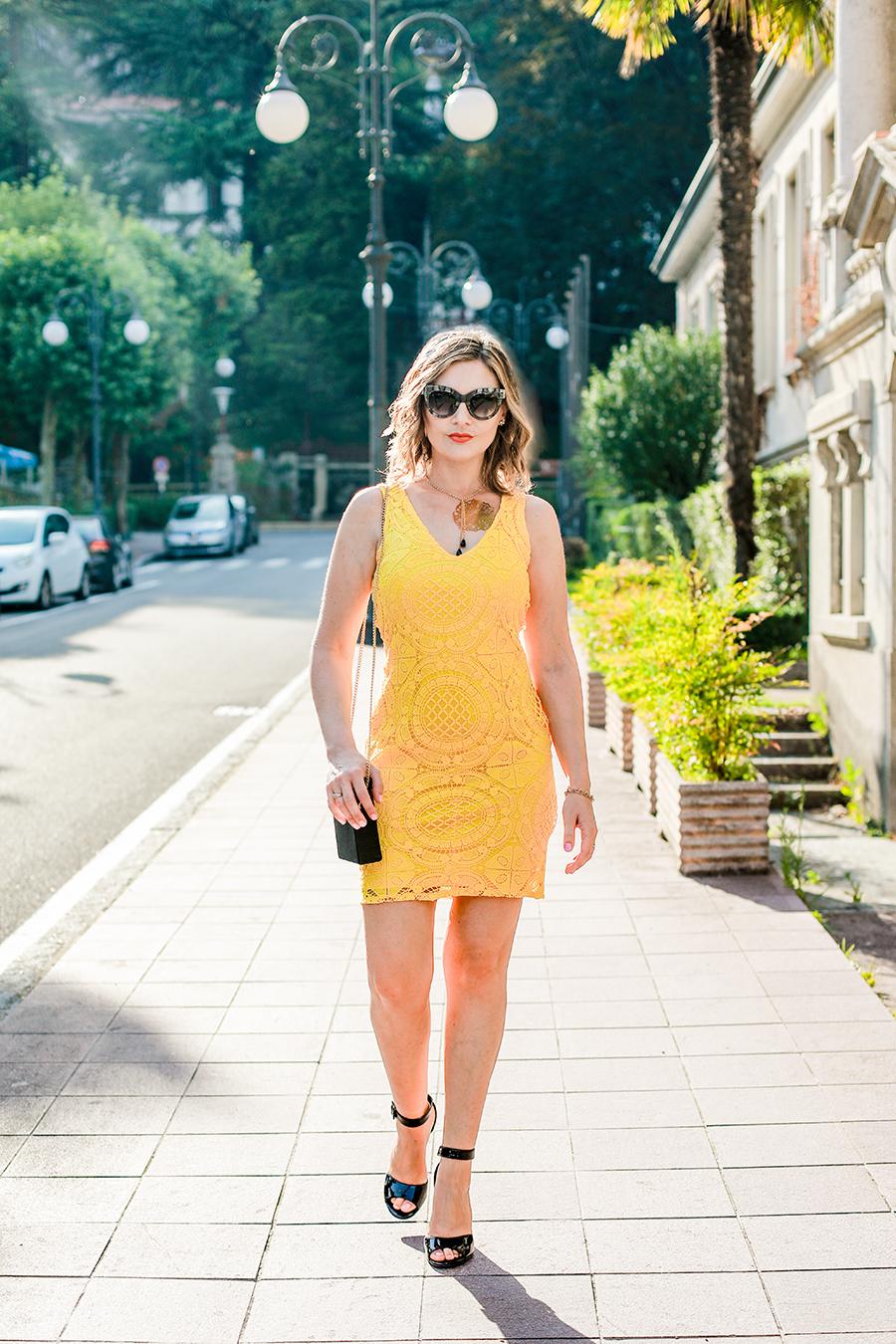 Italian Summer Fashion with Valeria Arizzi