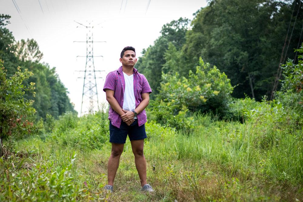 Abner Gomez's Summer Fashion for Men