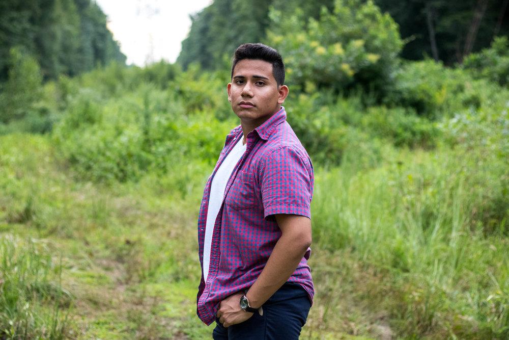 Abner Gomez's Men's Casual Look