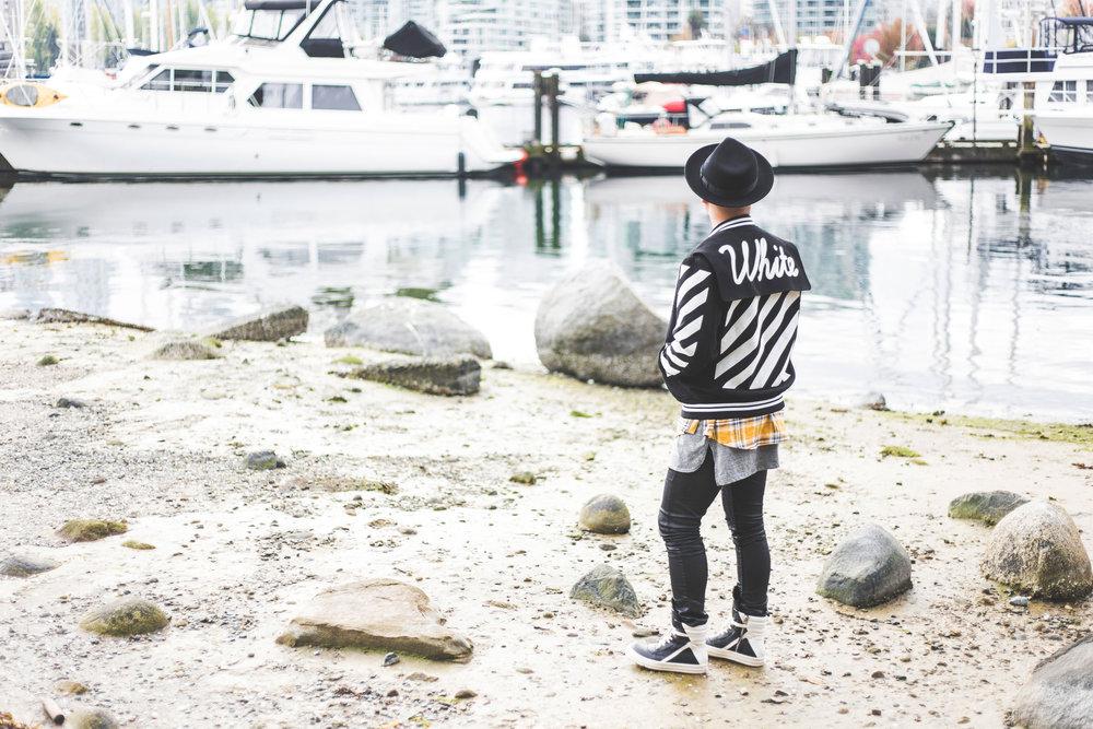 Valeria Arizzi's Pacific Northwest Fashion