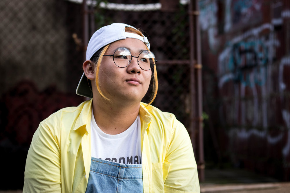 "Tony ""Tone Tone"" Yang's Portrait"