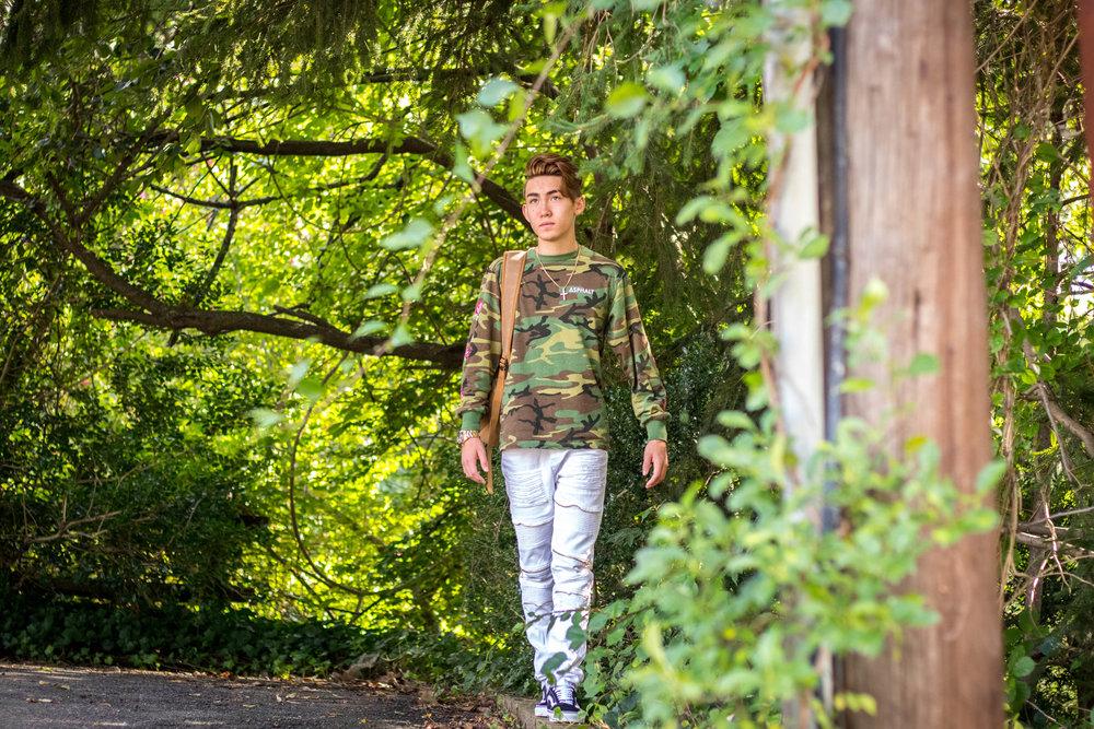 Jesse Finney's September Fashion
