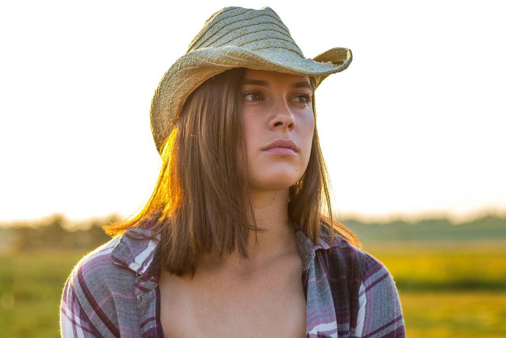Portrait of Hannah Aitken