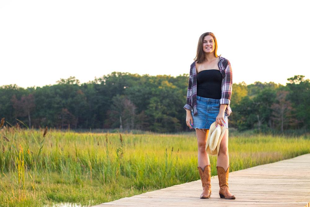 Hannah Aitken , September Fashion