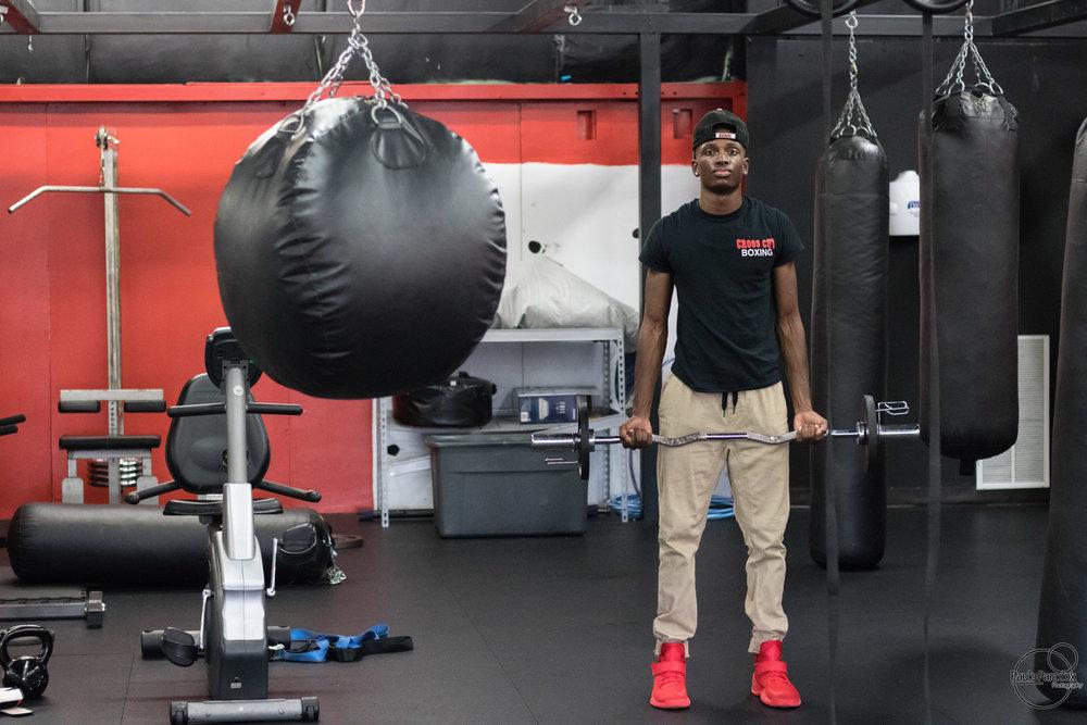Nike's Red Kwazis, Men's Tan Chino Joggers, Black Rutgers Hat
