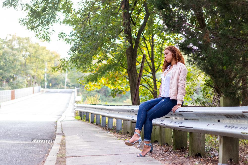Katrina Mastrolia's October Fashion