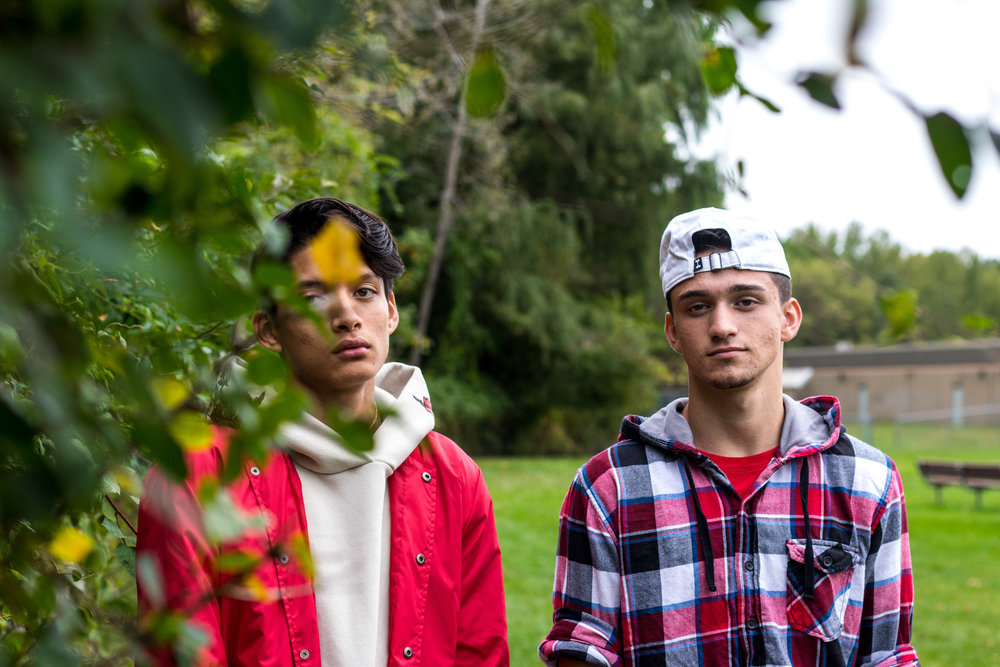 Dane Papalia and Charlie Serrano, Street Fashion Ideas