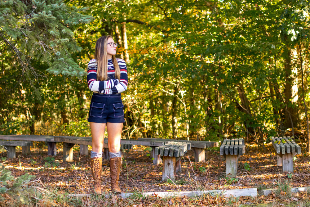 Fall Fashion Ideas with Brielle Surdez