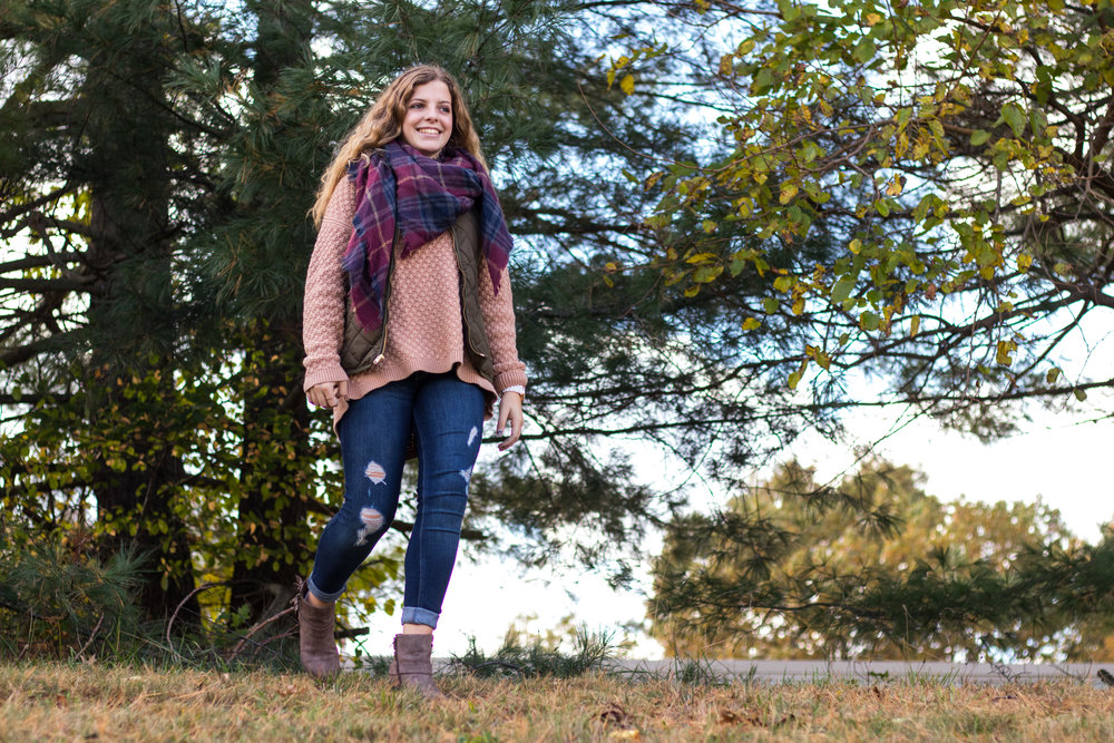 Savannah O'Connor shows you how to dress for fall