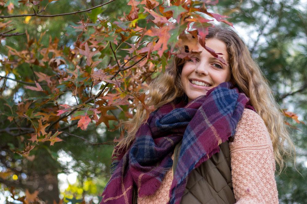 Savannah O'Connor's November Fashion