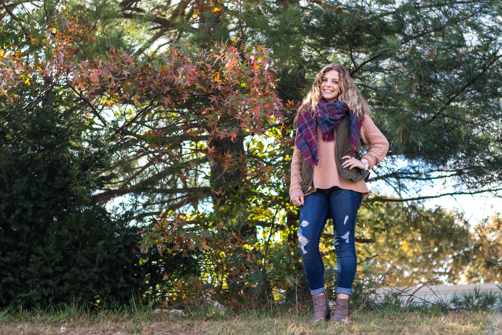 Savannah O'Connor's fall fashion inspiration