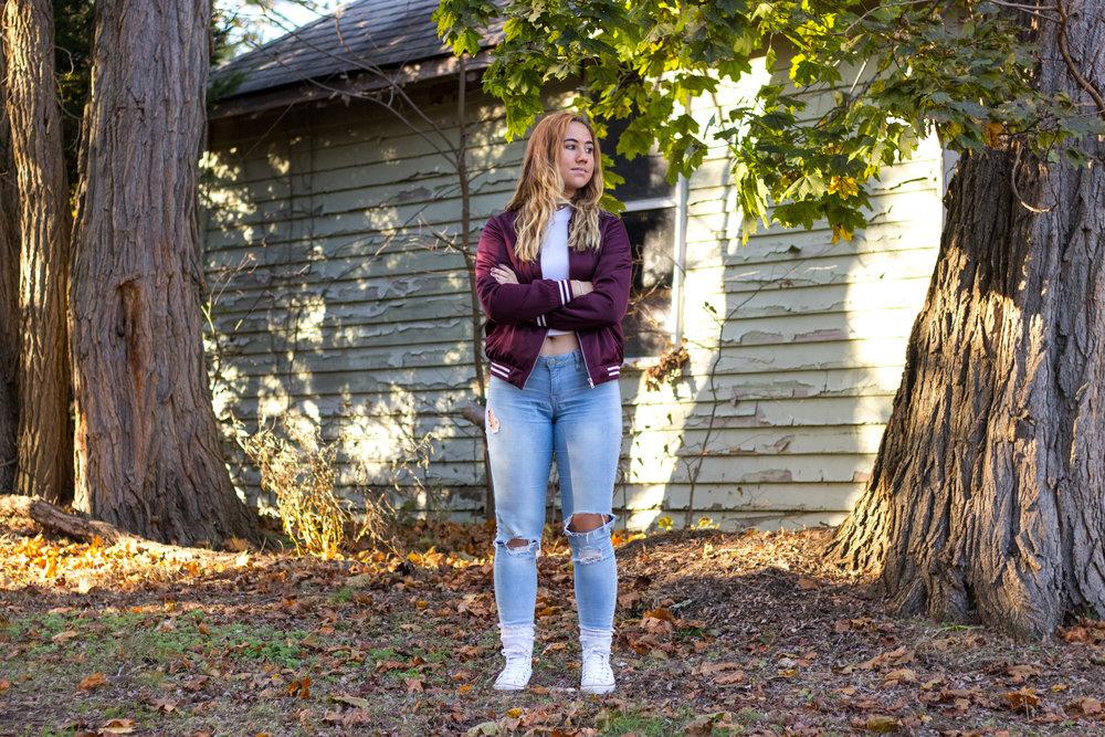 Brianna Wietecha and her fall fashion inspiration 2017-2018