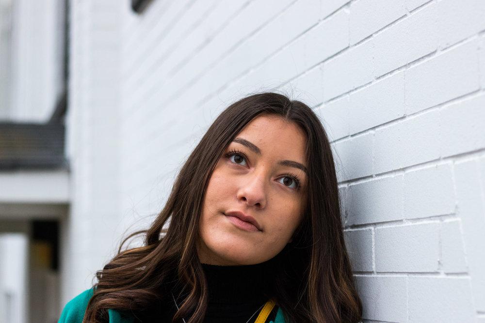 Portrait of Olivia Awalt