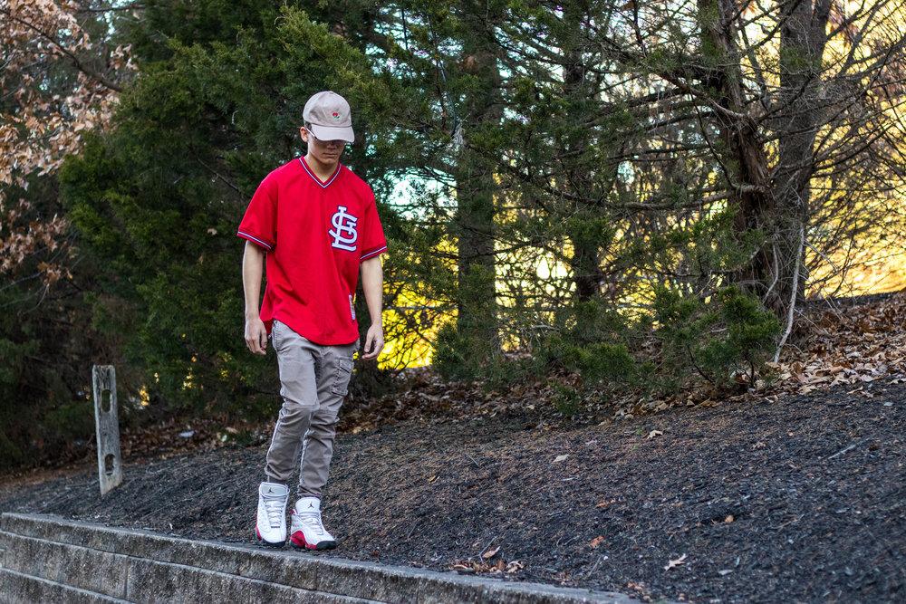Christian Rivera's Baseball Fashion and Style