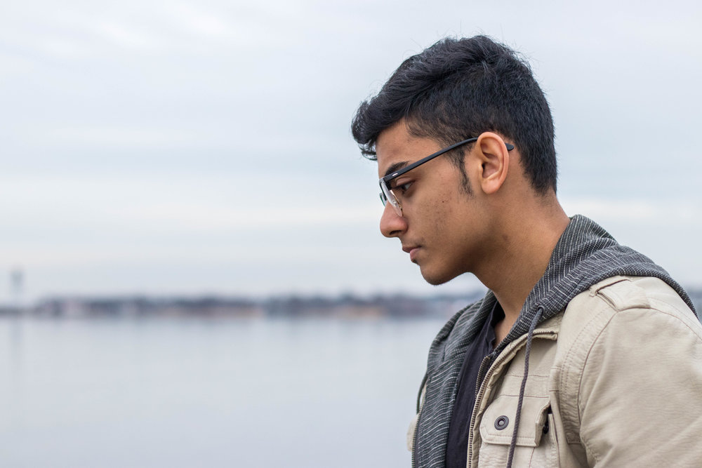 The Keyport Waterfront photography with Hanan Babar