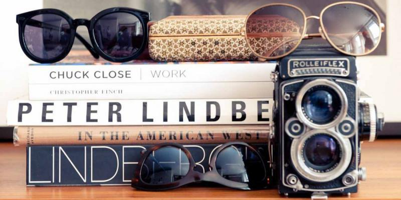 Share your passion about books, sunglasses, cameras, and more