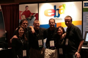 some of the EPN team at the Affiliate Summit