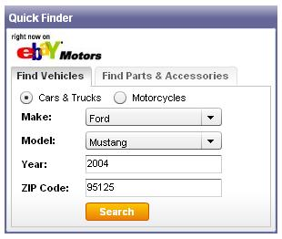 Shift into High Gear with NEW eBay Motors Affiliate Tools