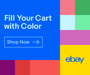 Fill Your Cart with Color brand creative