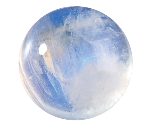 MOONSTONE - Moonstone brings hope, enhances  feminine energies, sensitivity, intuition, and psychic abilities. It is also said to bring strong energies of abundance to one's life. Moonstone helps to calm and relieve stress. It also assists with communication with your higher self, divine and spiritual beings.CHAKRA: Third Eye, Crown