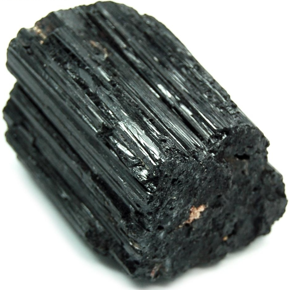 TOURMALINE - Black Tourmaline absorbs negative energy, transforms negative energy to positive energy, supports grounding, offers psychic protection, provides energetic protection, helps with stress release.CHAKRA: Root