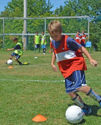 Maine Summer Camp Activities
