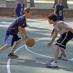 Summer Camp Basketball