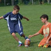 Maine Summer Camp Football