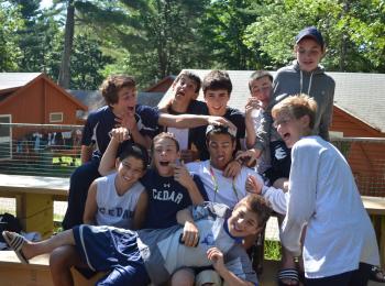 Camp Cedar Chest