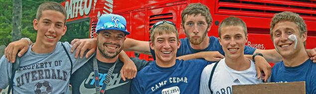 Join Camp Cedar Maine Summer Staff