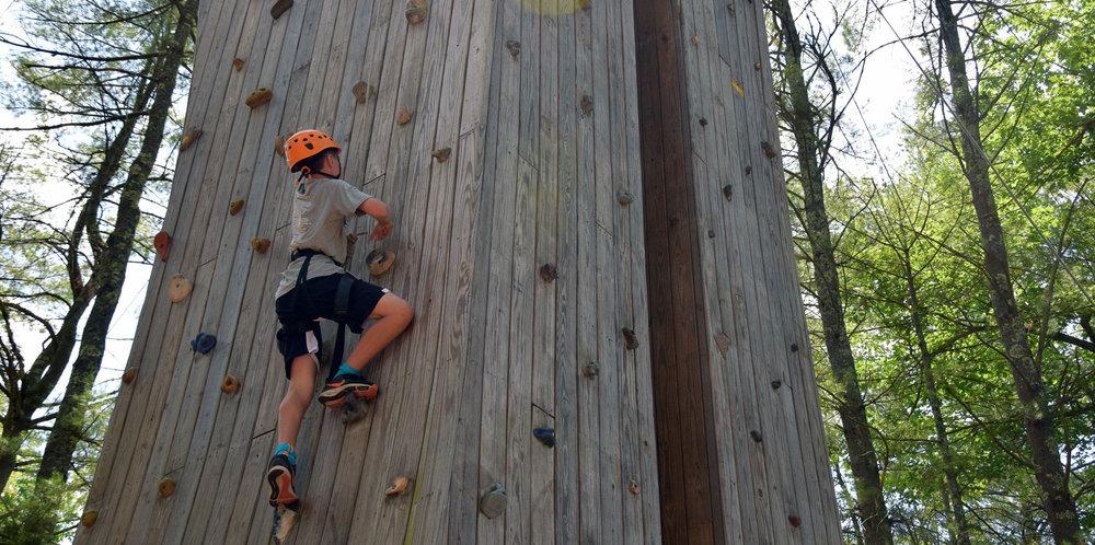Camp Cedar    CHALLENGE    Contact Us Today