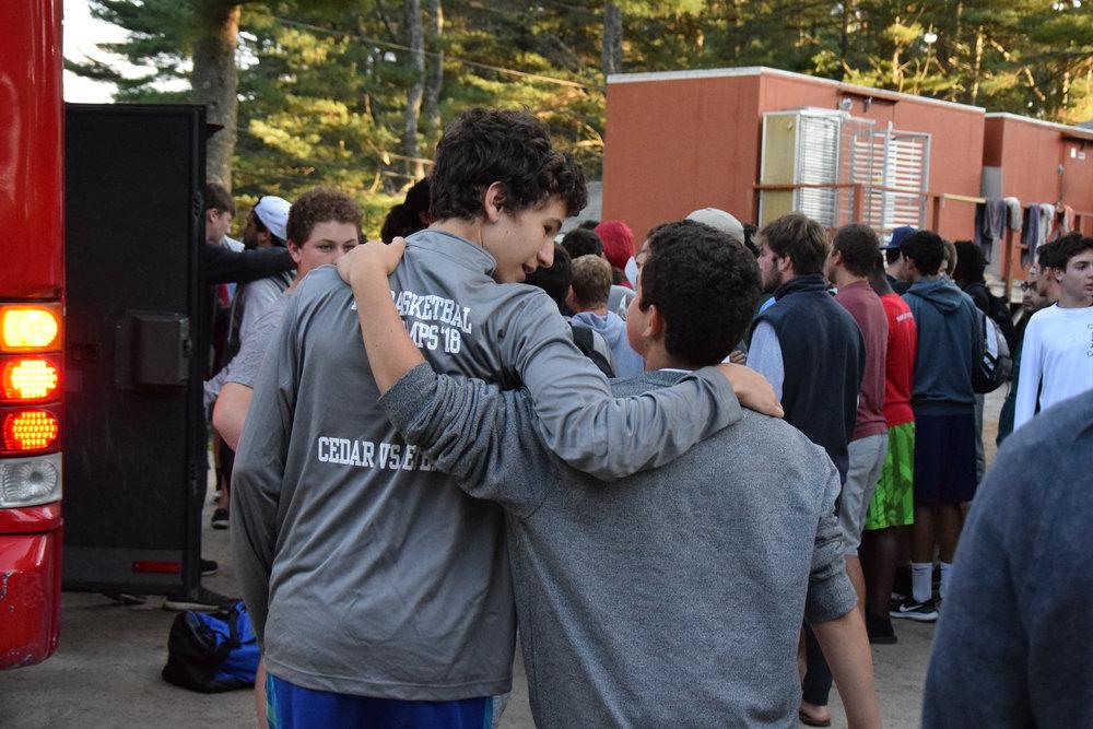 Camp Cedar    COMPASSION