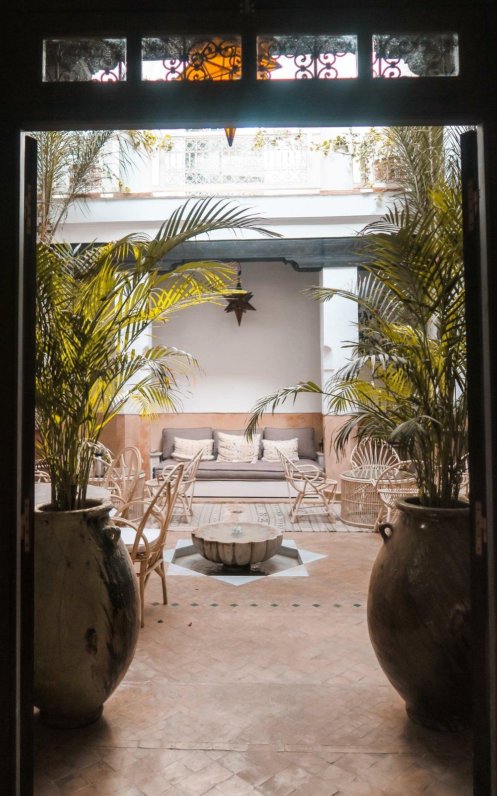 Courtyard Olema et spa