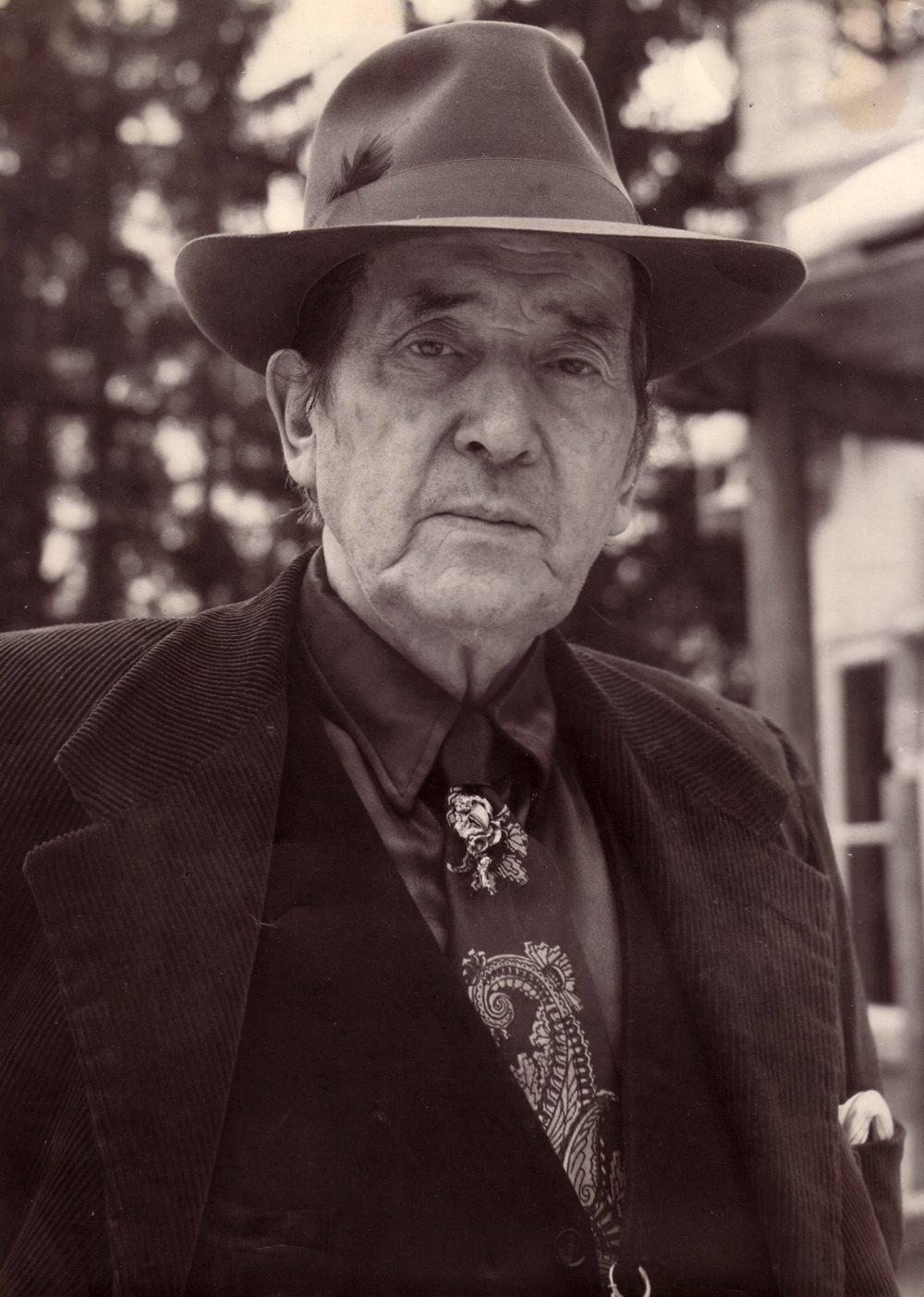 Marcello Haugen.     Fotograf:Hans T. Løkken
