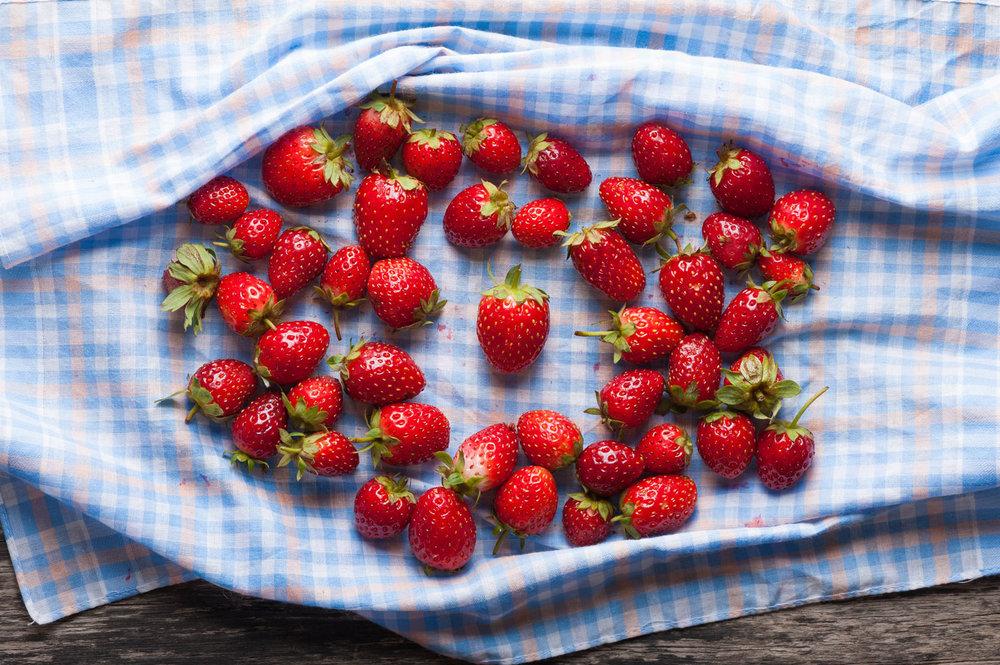 Sankhtanstider er jordbærtider.