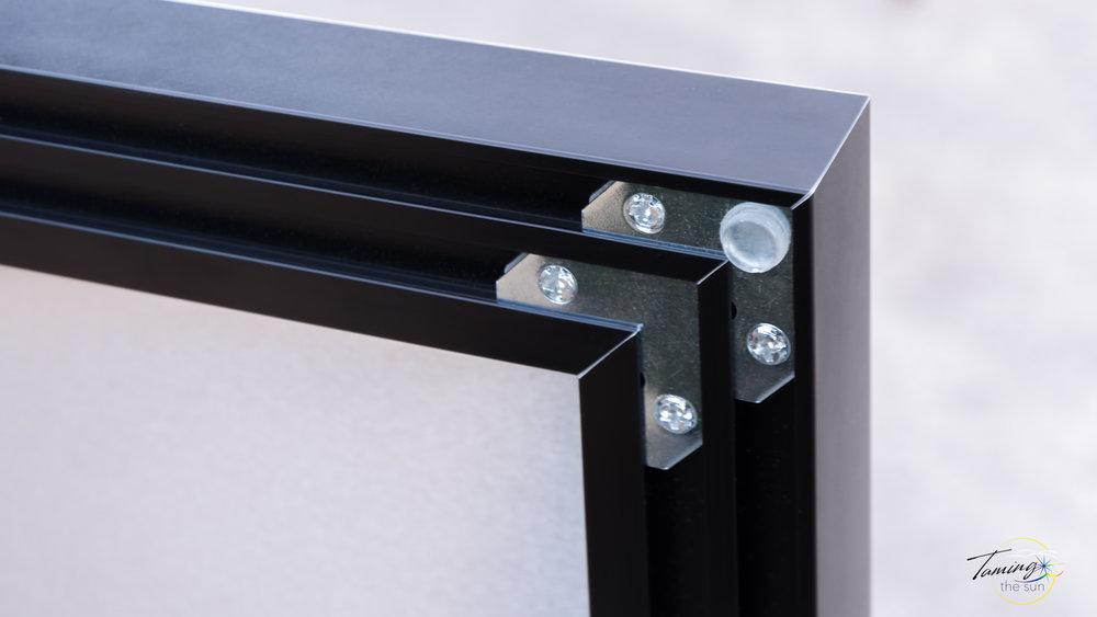 Custom Metal Frame