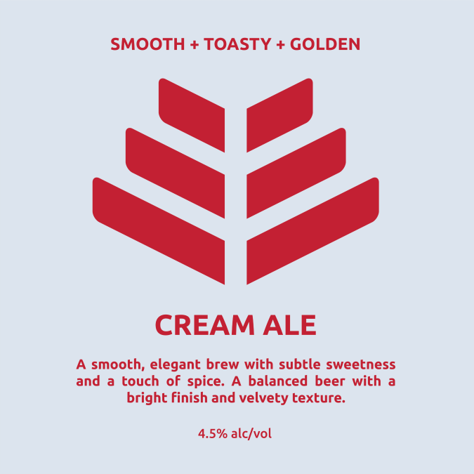 Good Mood Brewery Cream Ale | Local Craft Beer | Award Winning Cream Ale