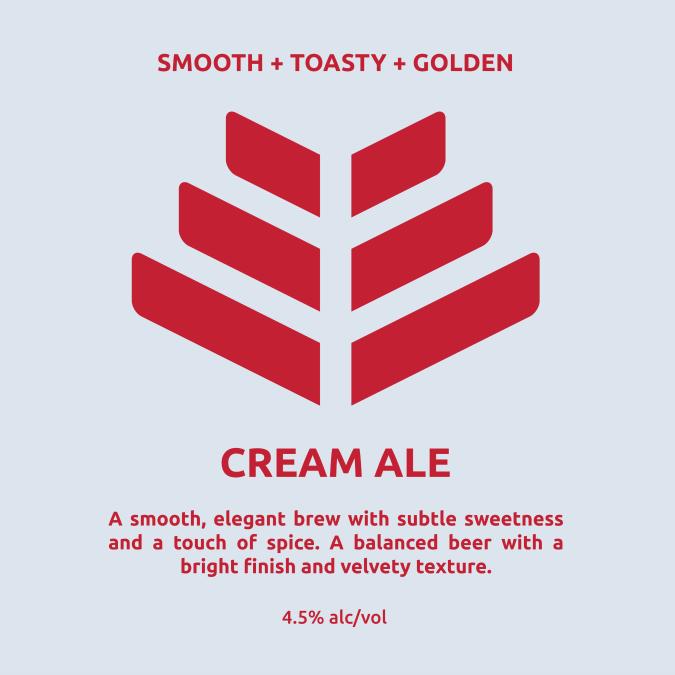 Good Mood Brewery Cream Ale   Local Craft Beer   Award Winning Cream Ale