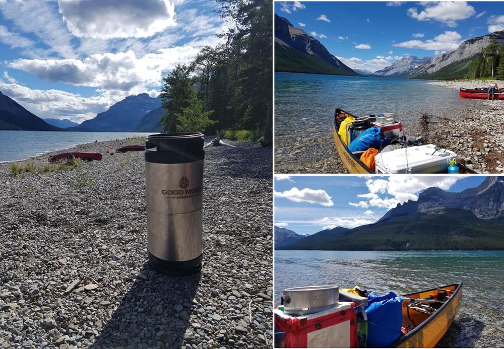 Alberta Canoe Adventure