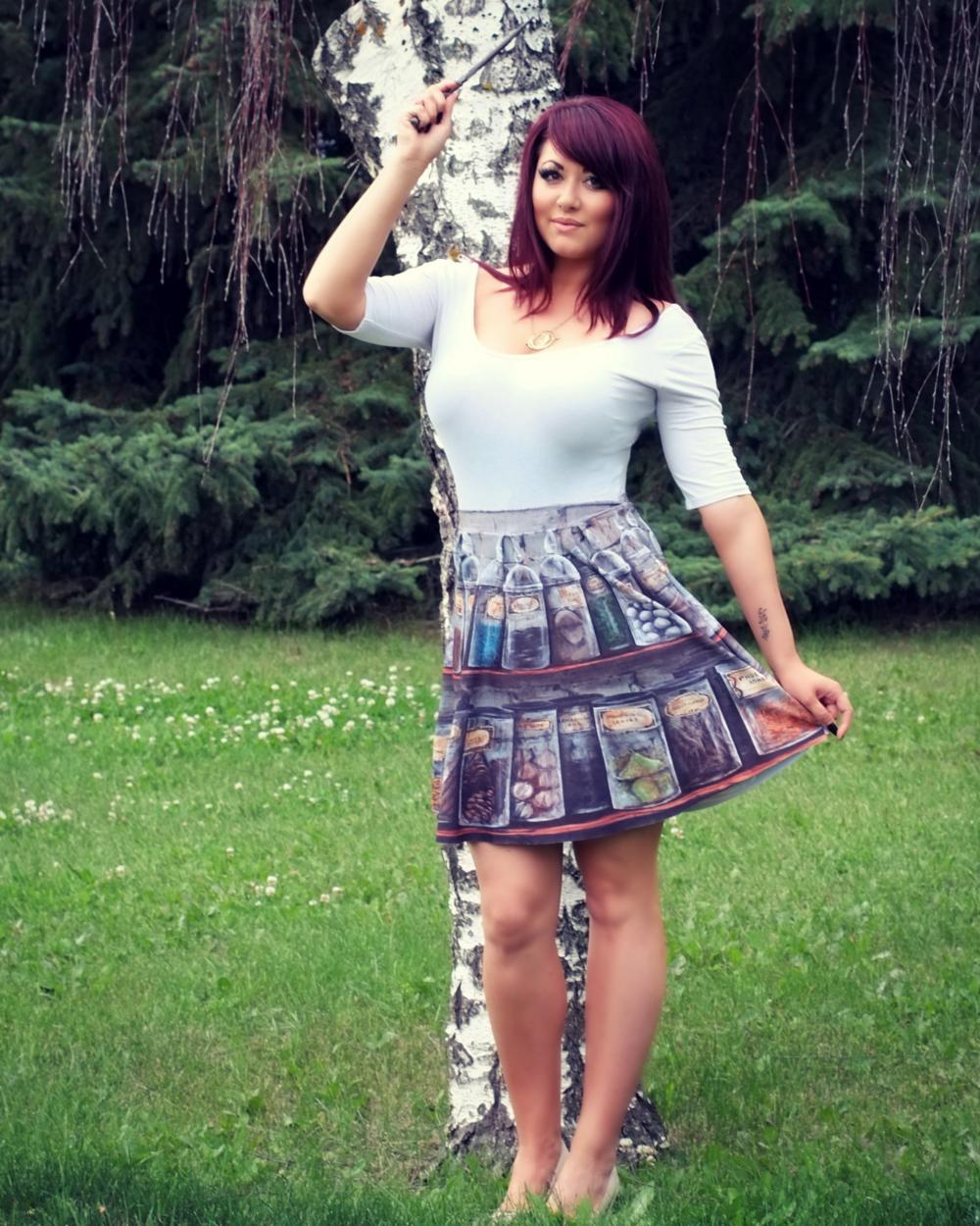 Potions Skirt