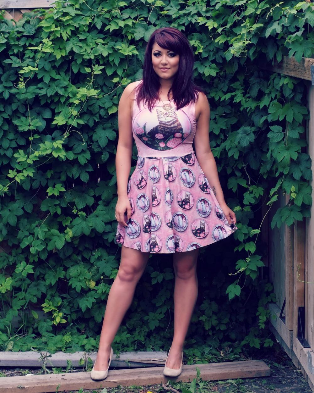 Umbridge Cat Dress