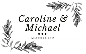 Caroline + Michael