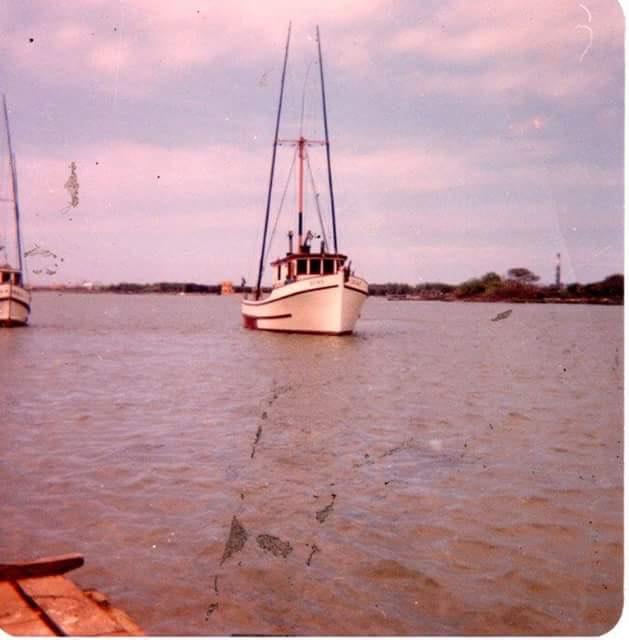 Duke in Eureka in the 1980s