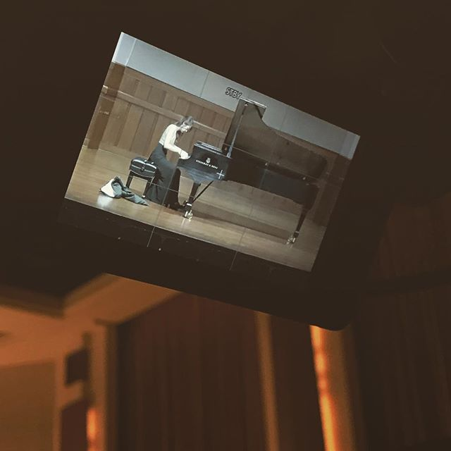 Getting ready to record! #canon #c200 #piano #steinway #classicalmusic #videographer